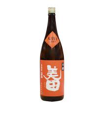 美田 辛醸 山廃純米